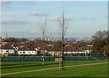 TQ3271 : Norwood Park (7) by Stephen Richards