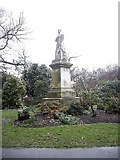 SU4212 : Palmerston Monument by Stanley Howe