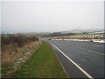 NZ6919 : A174 road near Brotton by Philip Barker