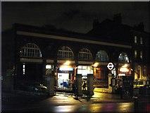 TQ2785 : Belsize Park tube station by Mike Quinn