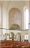 TQ3377 : St Luke, Pentridge Street, London SE15 - Interior by John Salmon