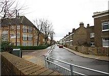 TQ3377 : Coleman Road, London SE5 by John Salmon