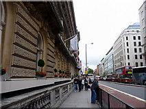 TQ2879 : The Grosvenor Hotel, Buckingham Palace Road, London SW1 by Christine Matthews