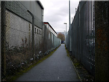 J3272 : Alley, Belfast by Rossographer