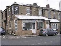 SE1527 : Jazz! Hair & Beauty - Huddersfield Road by Betty Longbottom