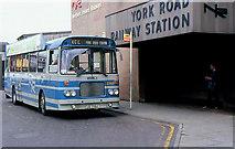 J3475 : Rail-Link bus, Belfast (2) by Albert Bridge