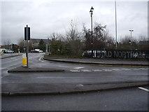 SU4212 : Junction of Kingsway and Northam Road by Stanley Howe