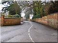 SJ6180 : Village Lane by David Dixon