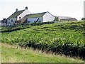 NY4661 : Bleatarn Farm, Near Laversdale by Andrew Curtis