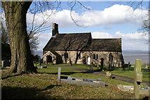 SD4161 : St Peter's Church, Heysham by David Long