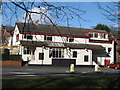 SO8478 : The Hare and Hounds, Kidderminster, Worcs by Richard Rogerson