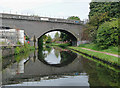 SP0580 : Worcester and Birmingham Canal near Lifford, Birmingham by Roger  Kidd