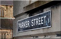 J3574 : Parker Street, Belfast (2) by Albert Bridge