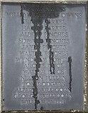SO2956 : Kington war memorial - plaque 5 by Bob Embleton