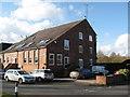 SO8577 : Pensctock Court, Hurcott Pool, near Kidderminster by Richard Rogerson