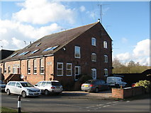 SO8577 : Pensctock Court, Hurcott Pool, near Kidderminster by Richard Rogerson