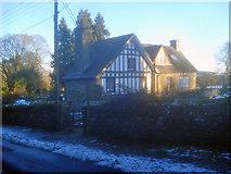 SO2856 : House on Ridgebourne Road by Trevor Rickard
