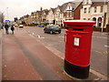 SZ0191 : Poole: postbox № BH15 37, Longfleet Road by Chris Downer