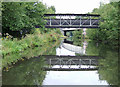 SP0482 : Worcester and Birmingham Canal near Bournbrook, Birmingham by Roger  Kidd