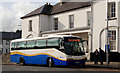 J1245 : Goldline coach, Banbridge by Albert Bridge