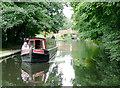SP0584 : Worcester and Birmingham Canal near Edgbaston, Birmingham by Roger  Kidd