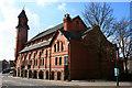 SK5740 : Woodborough Road Baptist Church by David Lally