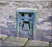 J5081 : Flush Bracket, Bangor by Rossographer