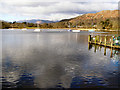 NY3703 : Windermere by David Dixon