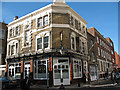 TQ3279 : The Royal Oak, Tabard Street, Southwark by Stephen Craven