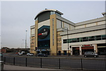 NZ5020 : Cineworld cinemas in Middlesbrough by Philip Barker