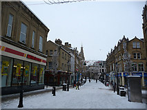 SE0925 : Southgate, Halifax town centre by Phil Champion