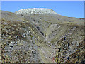 NH0471 : Ravine off the Allt na Creige Glaise by Nigel Brown
