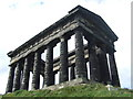 NZ3354 : Penshaw Monument by Malc McDonald