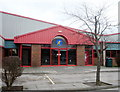 NZ0517 : Teesdale Sports Centre, main entrance by Andy Waddington