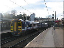 SE1537 : Carlisle Train at Shipley by Stephen Armstrong
