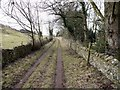 NT9130 : Track south of Kirknewton by Andrew Curtis
