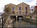 SD5705 : No.1 Wigan Pier by David Dixon