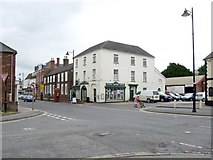 TF4066 : The Terrace, Spilsby by Dave Hitchborne