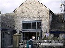 SK1482 : National Park Visitor Centre, Castleton by Peter Teal