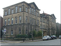 NT2572 : Former Usher Institute, Warrender Park Road by kim traynor
