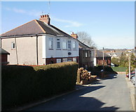 ST3288 : Northumberland Road, Newport by Jaggery