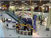TQ2878 : London : Westminster - Victoria Place Shopping Centre by Lewis Clarke