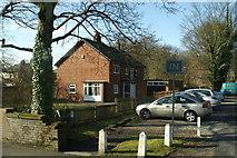 SJ5798 : The Vicarage, St Thomas, Ashton-in-Makerfield by David Long