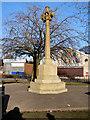 SD8107 : Unsworth Pole War Memorial by David Dixon
