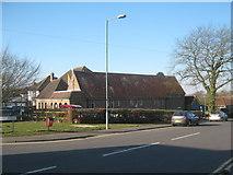 TQ8833 : St. Andrews Catholic Church, Tenterden by David Anstiss