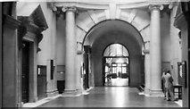 ST8707 : Bryanston School: the Main Hall by Ben Brooksbank