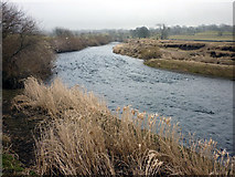SD9789 : The River Ure by Karl and Ali