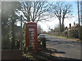 TQ8930 : The High Weald Landscape Trail in Small Hythe by David Anstiss