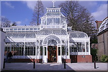 TQ3473 : Conservatory, Horniman Museum. by Chris Denny