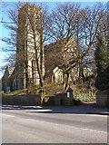 SD8611 : Parish Church of All Souls, Heywood by David Dixon